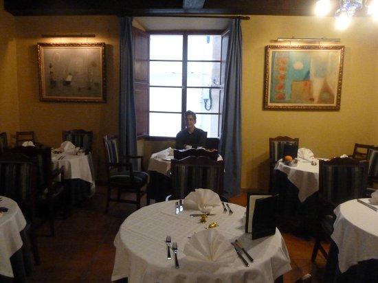 Hotel Palacio Ca Sa Galesa: Comedor desayuno