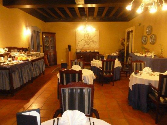 Hotel Palacio Ca Sa Galesa: Comedor, desayunos