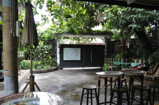 Baan Tepa: early morning bliss