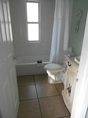 Lido Islander: bagno
