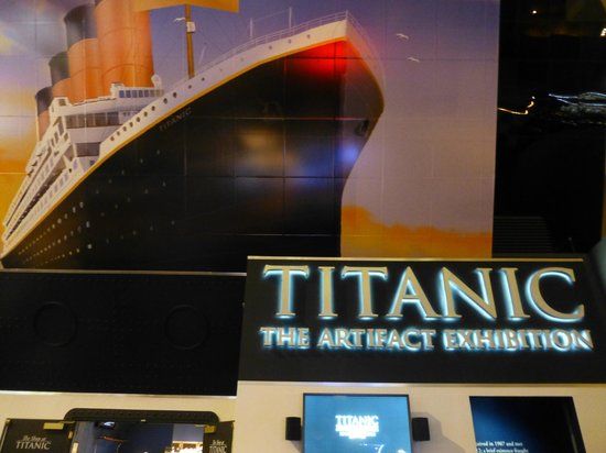 Titanic The Artifact Exhibition Las Vegas is a one of a kind chance to journey back through time and experience what it was like to step on board the legendary ship on that fateful April night almost a century ago. Visit a Tix4Tonight location on The Strip or in Downtown to pick up discount tickets to The Titanic Exhibit before you head over to The Luxor, so you can pay steerage prices for a.