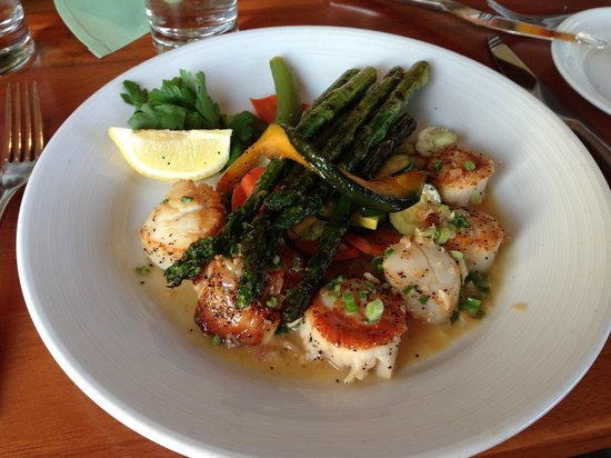 Galley Seafood Grill & Bar: Drooling?
