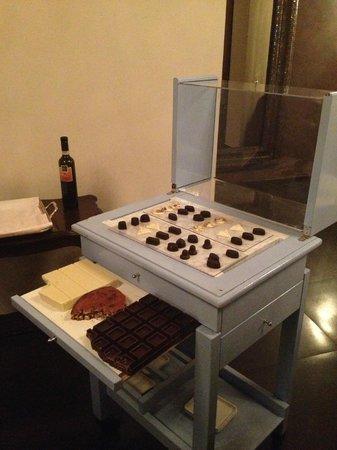 paolo teverini i cioccolatini