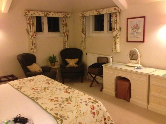 Balbirnie House: Bedroom