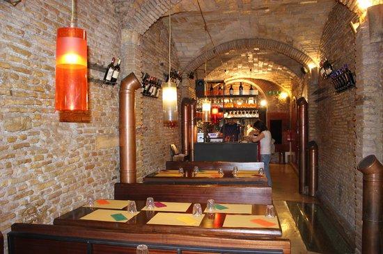A Tozzi E Bocconi: Vista Bar