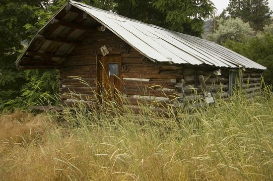 Solitude River Trips: Cabin at Hoood Ranch