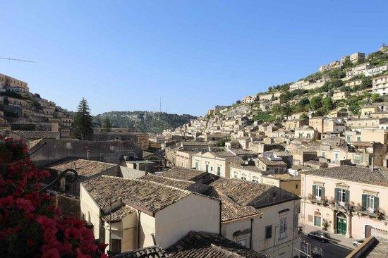 I Tetti di Siciliando: Blick vom Balkon