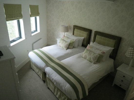 St. Ives Harbour Hotel & Spa: Second room in Mews no1