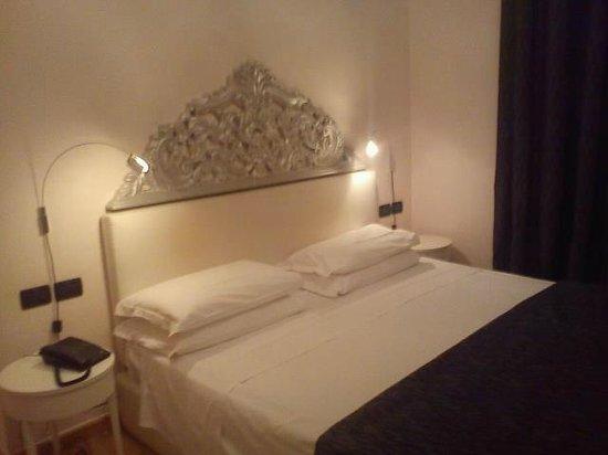 Miglio D'Oro Park Hotel: la camera