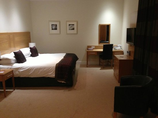 Best Western Balgeddie House Hotel: One of the new rooms