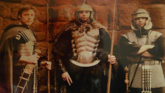 Dewa Roman Experience: 3