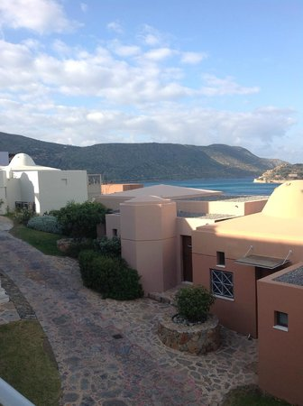 Domes of Elounda, Autograph Collection: View from our room