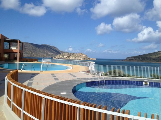 Domes of Elounda, Autograph Collection: Pools