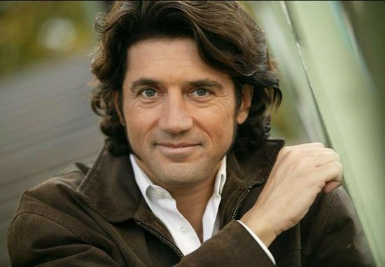 Bruno Madinier le 19/03/2012 au Hall'86 Café ;-)