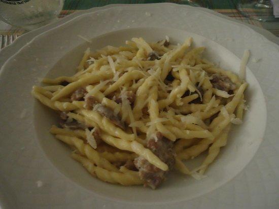 Osteria del Pievano: pasta