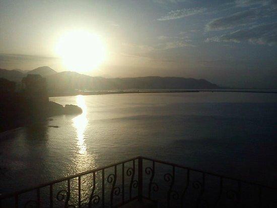 Hotel La Lucertola: l'alba