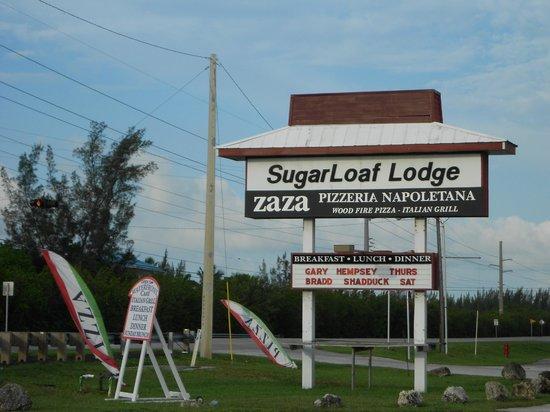 Sugarloaf Lodge: ingresso