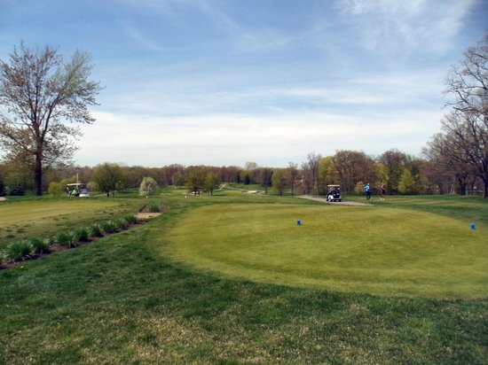 West Bloomfield, MI: Shenandoah Country Club - 1 - W. Bloomfield, MI