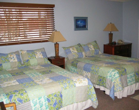 Creekwood Inn: Double Room