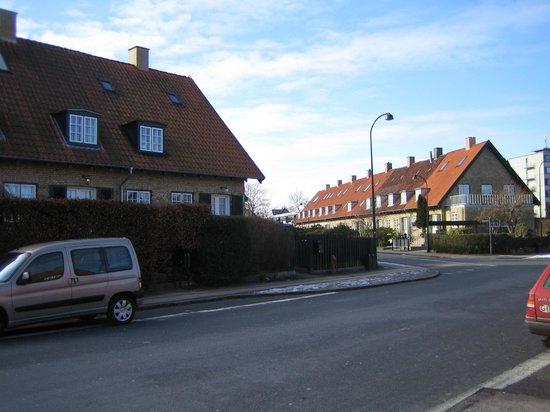 Schaeffergarden: Umgebung des Hotels
