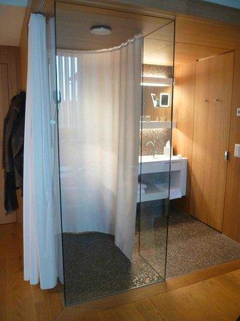 B2 Boutique Hotel + Spa: la chambre