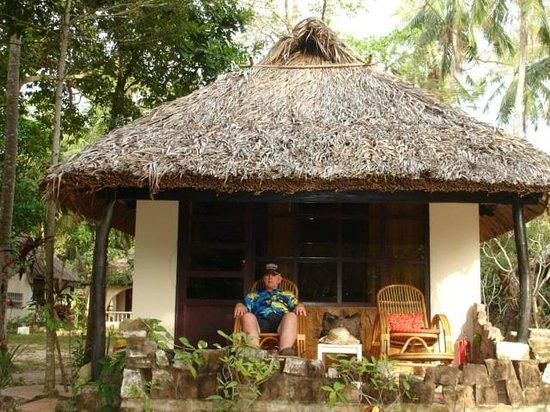 Tropicana Resort Phu Quoc : Typical bungalow