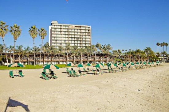 Catamaran Resort Hotel and Spa: Beach at The Catamaran Resort Hotel