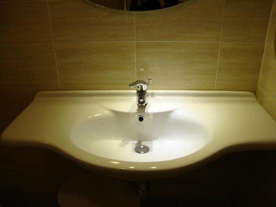 Hotel Continentale: Bagno