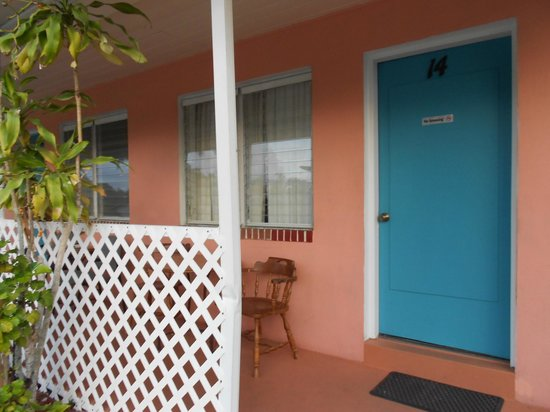 Conty's Motel: ingresso