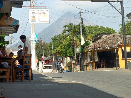 Macua Tours & Travel: Moyoglpa [Concepcion in the backround]Ometepe
