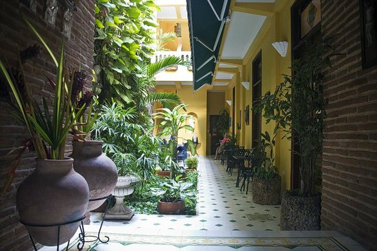 Casa La Fe - a Kali Hotel : Internal patio