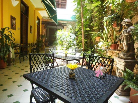 Casa La Fe - a Kali Hotel : Courtyard