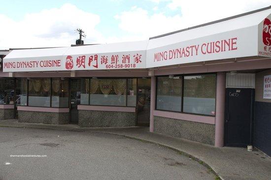 Ming Dynasty Cuisine