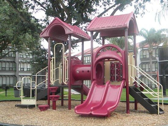 Orbit One Vacation Villas: Playground