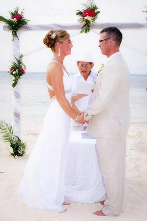 Melia Cozumel Golf - All Inclusive: Ceremony