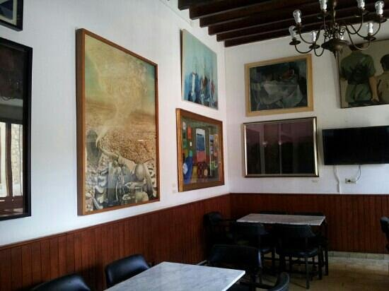 Club Pollenca: Sala jovenes