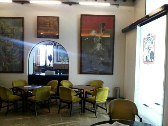 Club Pollenca: Interior