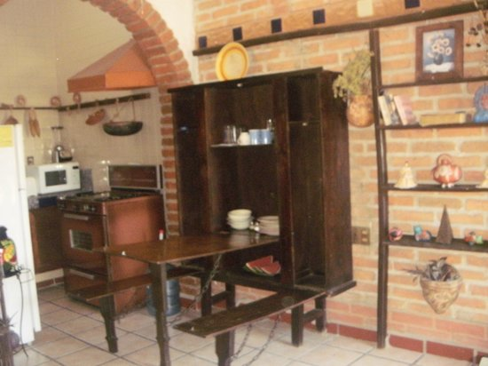 Apartments Fiesta: Kitchen in Apartment #1