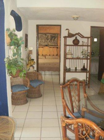 Apartments Fiesta: Living room in #4