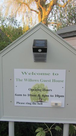 The Willows Guest House: Willows Guest House
