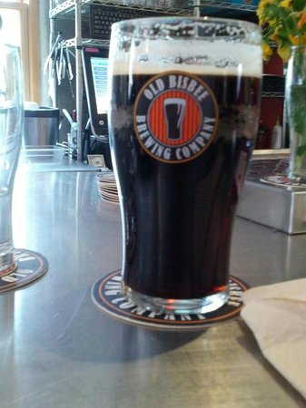 Old Bisbee Brewing Company : Royal Stout