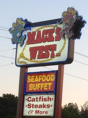 Mack's West
