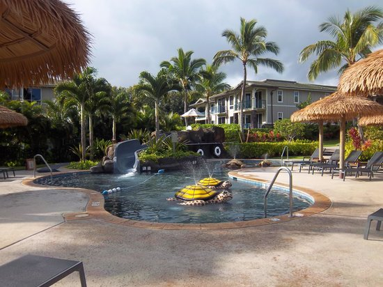 Westin Princeville Ocean Resort Villas: kiddie pool