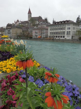 Sunny Days Bed & Breakfast: Thun (a good place to go if the weather isn't great)