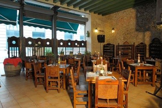 Godo Restaurant Of Sea Food Spanish Style Review Of Bar
