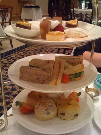 ‪Afternoon Tea at the King Edward Hotel‬