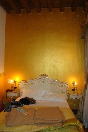Hotel Villa Gasparini: Fürstliches Gemach