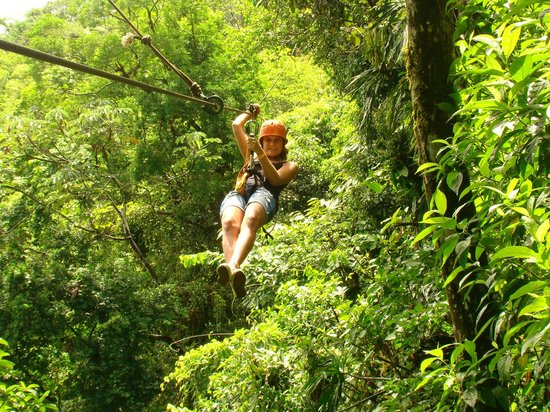Go Adventure Park: canopy tour