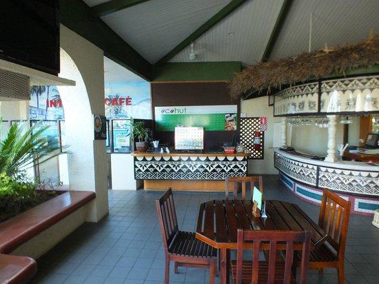 Fiji Gateway Hotel: Cocohut