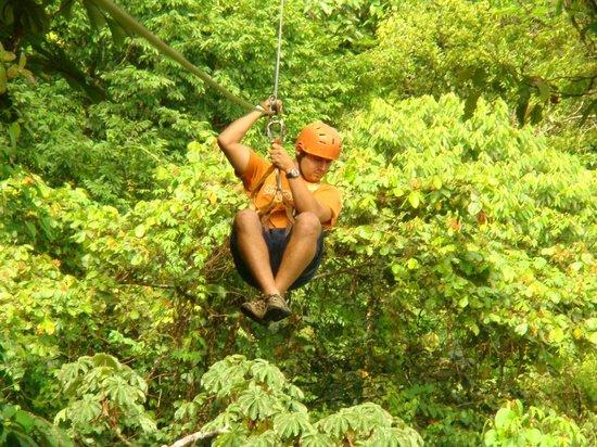 Go Adventure Park: Canopy tour